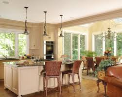 open kitchen dining room designs. Kitchen Dining Room Remodel Open To Design Ideas Pictures Houzz Designs