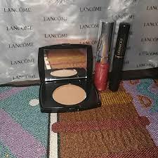 lane makeup new 4pc lane set stunning small gold makeup bag