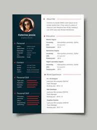 free resume template design the best resume templates for 2016 2017 word stagepfe