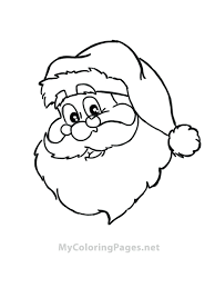 Coloring Pages: santa color pages. Christmas Coloring Pages ...