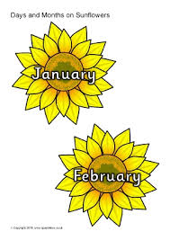 Sparklebox Birthday Charts Months Of The Year Classroom Birthday Display Resources