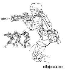 Navy Seals Coloring Sheets Murderthestout