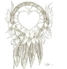 Dream Catcher Worksheet Gorgeous Dream Catcher Drawing Google Search On We Heart It