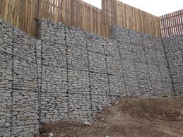 Small Picture Gabion Retaining Wall Swanvale Falmouth Devoran Garden Gabions