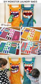 best  kids hamper ideas on pinterest  diy laundry bins