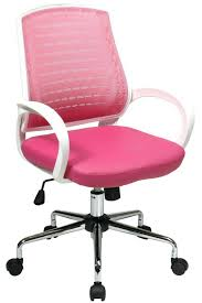 um image for 64 jules junior desk chair pink silver color awesome lovely office chair pink