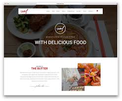 How To Design A Dinner Menu 47 Best Wordpress Restaurant Themes 2020 Colorlib