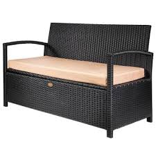 outdoor storage benches outdoor
