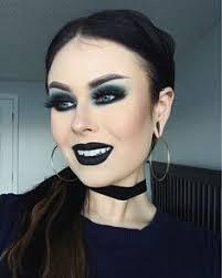 pin up makeupgoth