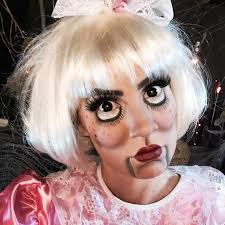 haunted doll makeup for every to try