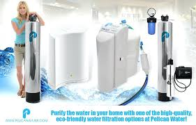 Best Water Filters For Home Use Pelican Water Filtration Systems