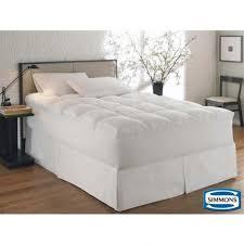 simmons mattress. Simmons Mattress Topper - Queen