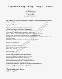 respiratory therapist resume new grad therapist resume    registered brespiratory btherapist bresume respiratory therapist resume sample