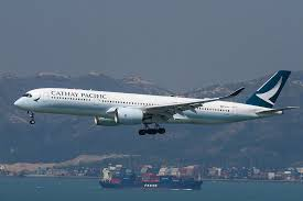 Cathay Pacific Fleet Airbus A350 900 Details And Pictures