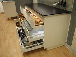 IKEA SEKTION Pull Out Drawers Kitchen Designs Debuts 2015 Line Filled With  Ultra Efficient Ikea Cabinet Organizers