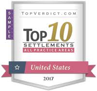 Top 10 Settlements in the United States in 2017 - TopVerdict.com