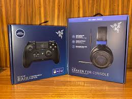 <b>Razer Kraken For Console</b> Review - EGL
