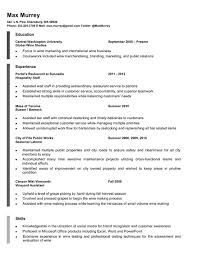 Busser Resume Kordurmoorddinerco Adorable Busser Resume