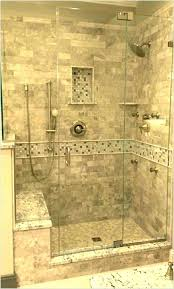 how to build a tile shower bench seat ideas walk in with designs