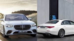 We comprehensively go over what's new and improved in this reveal story. 2021 Mercedes Benz S Class Review Interior Price