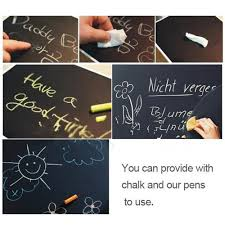decorative chalkboards for various functions. DIY 64*100cm Monthly Plan Calendar Chalkboard Wall Sticker Blackboard Vinyl Study Room Stickers Home Decor-in From \u0026 Garden On Decorative Chalkboards For Various Functions R