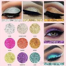 focallure professional makeup eyeshadow palette eye shadow bright glitters makeup lips face glitter palette eye makeup for green eyes eye makeup styles from
