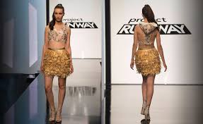 Project Runway 4 In 1 Fashion Design Challenge Kelly Dempseys Season 14 Episode 2 Unconventional Challenge