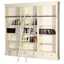cream furniture living room. Brilliant Room Cream Fayence Library Bookcase With Ladder With Furniture Living Room