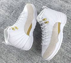 jordan shoes 12 ovo. cheap air jordan 12 ovo white gold mens jordans 12s basketball shoes aaa grade sd140 ovo