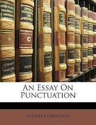 eth acute ebooks library an essay on punctuation rtf by an essay on punctuation