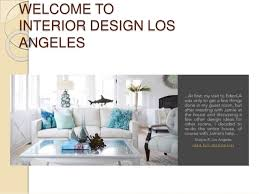Interior Designing Courses Fascinating Interior Design Los Angeles Interior Designers Los Angeles