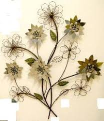 home wall art ideas design metal flower wall art purple green leaves flower metal wall art design silver branches detailed home decorations simple  on metal flower wall art purple with wall art ideas design green leaves flower metal wall art design
