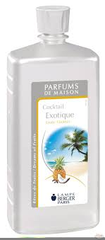 Lampe Berger Parfum Exotic Cocktail 1 Liter De Lange Shop
