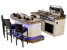 paradise grills flex build outdoor kitchen in fort lauderdale