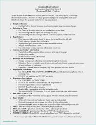 Free Collection 53 Resume Template For College Students Examples