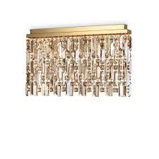<b>Светильник</b> потолочный <b>Ideal Lux ELISIR</b> PL6 OTTONE купить в ...