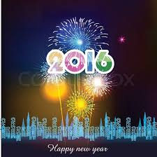 happy new year 2016 with fireworks. Delighful New Intended Happy New Year 2016 With Fireworks N