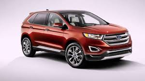 2018 ford edge. plain edge 2018 ford edge concept review exterior and ford edge i