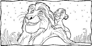 simba coloring pages the lion king printable coloring book pages for kids free printable simba coloring simba coloring pages