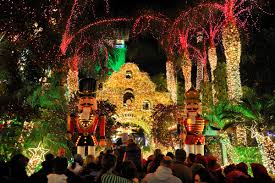 Festival Of Lights At The Mission Inn Riverside The Aaa Four Diamond Historic Mission Inn Hotel Spa