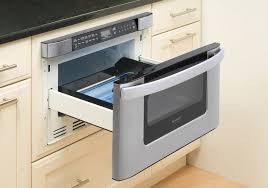 KB-6524PSY Microwave: 24 Inch Easy Open Microwave Drawer