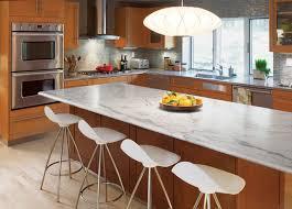 3460 calacatta marble 180fx with ogee idealedge kitchen cincinnati