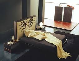 oriental bedroom asian furniture style.  furniture best 18 impressive asian style bedroom designs  dark colored  design with patterned headboard and black rug intended oriental furniture c