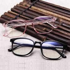 <b>DesolDelos</b> Transparent <b>Glasses</b> Frames Men Women Fake ...