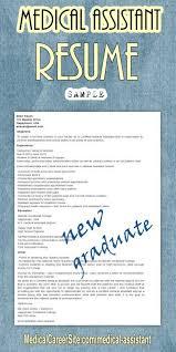 Http Medicalcareersite Com 2012 01 Medical Assistant Resume Html