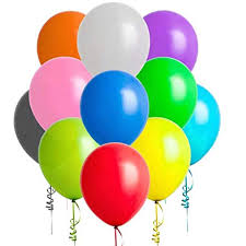 144 Pack Party Balloons 12 Inch Premium Assorted Balloons Colorful Thickened Latex Balloon Set Perfect Decoration For Party Birthday Ceremony