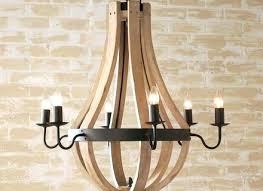 wood and iron chandelier incredible nice metal best ideas about gray harper pendant candle
