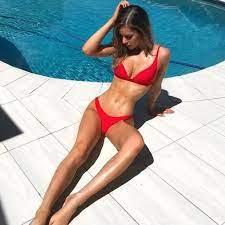 Sexy Skinny Brunette Teen