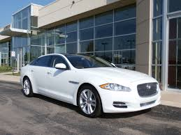 Jaguar XF 2015 White