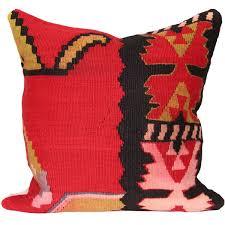 moroccan throw pillows. Bohemian-Moroccan-Wool-Throw-Pillow 1 Moroccan Throw Pillows